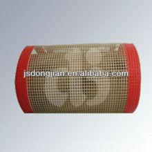 Ceinture en fibre de verre revêtue de PTFE pour séchoir à aliments