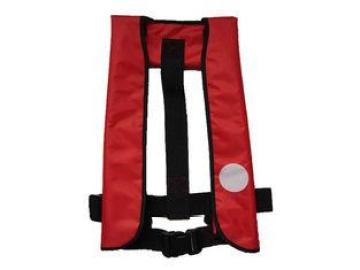 150N Boat / Marine Life Jackets Automatic Lifejacket Red Bl