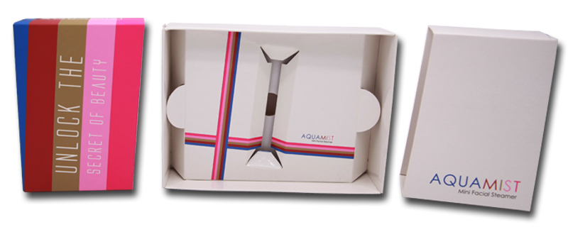 Paper Boxes for Facial Care