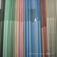 Atractiva tela de cortina de hospital China fabricante