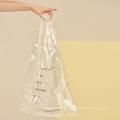 Forme los bolsos de compras transparentes del PVC bolsos del ultramarinos