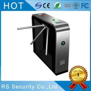 Electronic Biometric Control Tripod Turnstiles Barrier