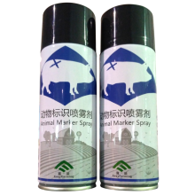 Animal marker spray paint