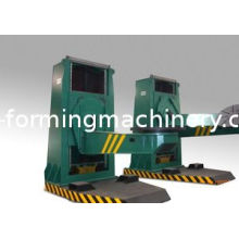 Optional Lifting Function L Type Welding Positioner With  Dual Drive
