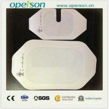 Протезно-хирургический катетер IV Прозрачный полиуретановый полупроницаемый водонепроницаемый перевязочный материал