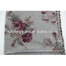 Zwei Seiten reine Kaschmirschals Stolen Schal