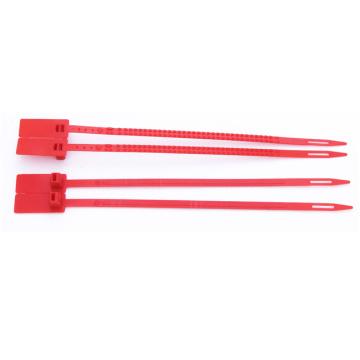 Sellos de envío, 330 mm de longitud, sellos de plástico (JY330)