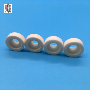 99% alumina isolator ceramic coil yarn seal ring