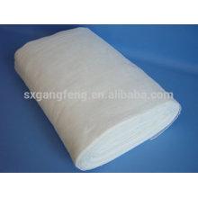 Gasa de algodón absorbente médica Rollo de 2 capas Calidad BP