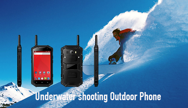 Underwater shooting Outdoor Phone