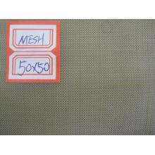 Treillis métallique en acier inoxydable / treillis métallique tissé