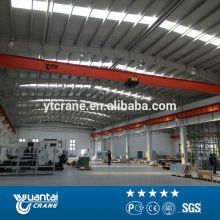 Low Head Room Single beam Overhead Crane for Saving Construction Cost
