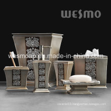 Mistery Style Polyresin Bathroom Set (WBP0815A)