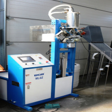 Automatic desiccant filling machine for IGU