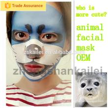 2015 nuevos productos belleza OEM Animal reafirmante máscara