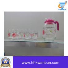 Jarra de vidro de alta qualidade utensílios de cozinha Kb-Jh06122