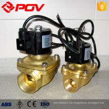 Válvula de solenoide de agua de pulso electromagnético SLPM