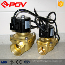 SLPM electromagnetic pulse water solenoid valve
