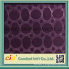 para sofá veludo tecido poliéster/algodão feito em china