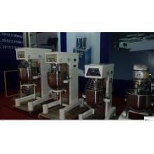 Mezclador planetario para alimentos, fabricación farmacéutica