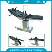 AG-Ot004 Hydraulic Operating Table Adjustable Hydraulic Operating Table Price