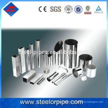 China nuevos productos dúplex de tubería de acero inoxidable