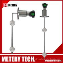 METERY TECH. Medidor de densidad en línea