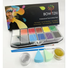 Cosplay Halloween Face paint set
