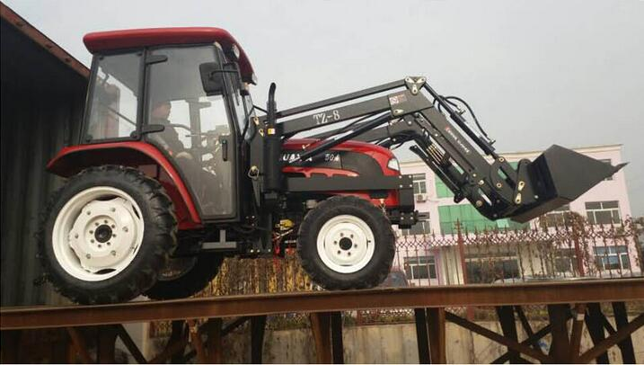 Tractor Matched Front Loader