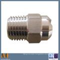 CNC Turned Knurled Brass Thumb Screw