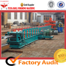310 Automatic Hydraulic Highway Pagar Pembatas Panel Roll Forming Machine