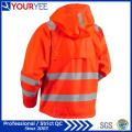Veste imperméable imperméable à l'eau et imperméable à la pluie (YFG114)