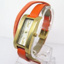 Reloj caliente de la moda del reloj de la aleación de Womem (HL-CD034)