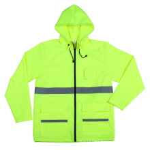 High Visibility Workwear Reflective Safety Jacket with Ce