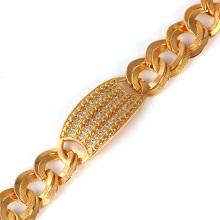 Xuping ювелирные изделия моды 18k браслет (71317)