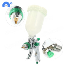 High Quality for Spray Foam Insulation Machine HVLP Gravity Feed Paint Spray Gun Pneumatic Tool supply to Romania Factories