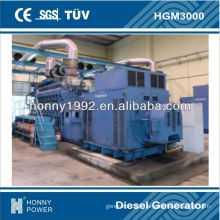 2750KVA Googol 60Hz power generation, HGM3000, 1800RPM