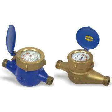 Medidor de água fria de marcação seca rotativa-Vane (LXSG-15-40)