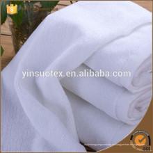 Toalla gruesa del algodón de la venta caliente, toalla del telar jacquar de la toalla del algodón del hotel