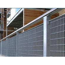 Untreated / Galvanized Steel Mesh Grating