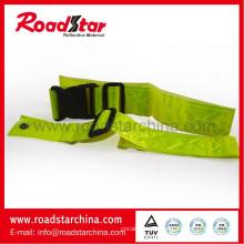 Ciclo uso cinturón reflectante seguridad