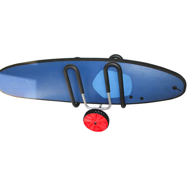 Aluminium Surfboard Cart, SUP Beach Trolley