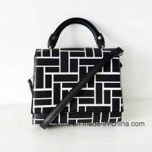 Brand Design Lady PU Handbags Women Shopping Bag (NMDK-041904)