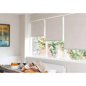 Non valance roller blinds