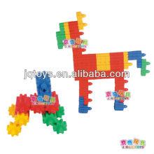 Gebäudebau Pädagogik Block Spielzeug