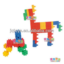 Building construction educational block toy