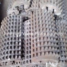 Verschleißteil/Zahn für Kohlebrecher mit hohem Mangangehalt