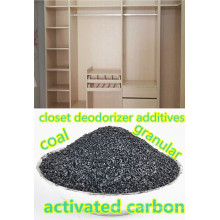 closet deodorizer powder activated carbon coal