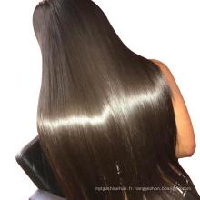 haute qualité kabeilu cheveux pièce, pas cher 50 pouces grade 9a vierge cheveux malaisiens