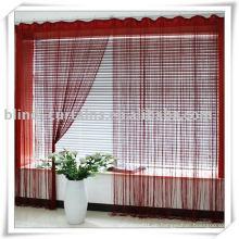 Warmes Design bunter String Vorhang